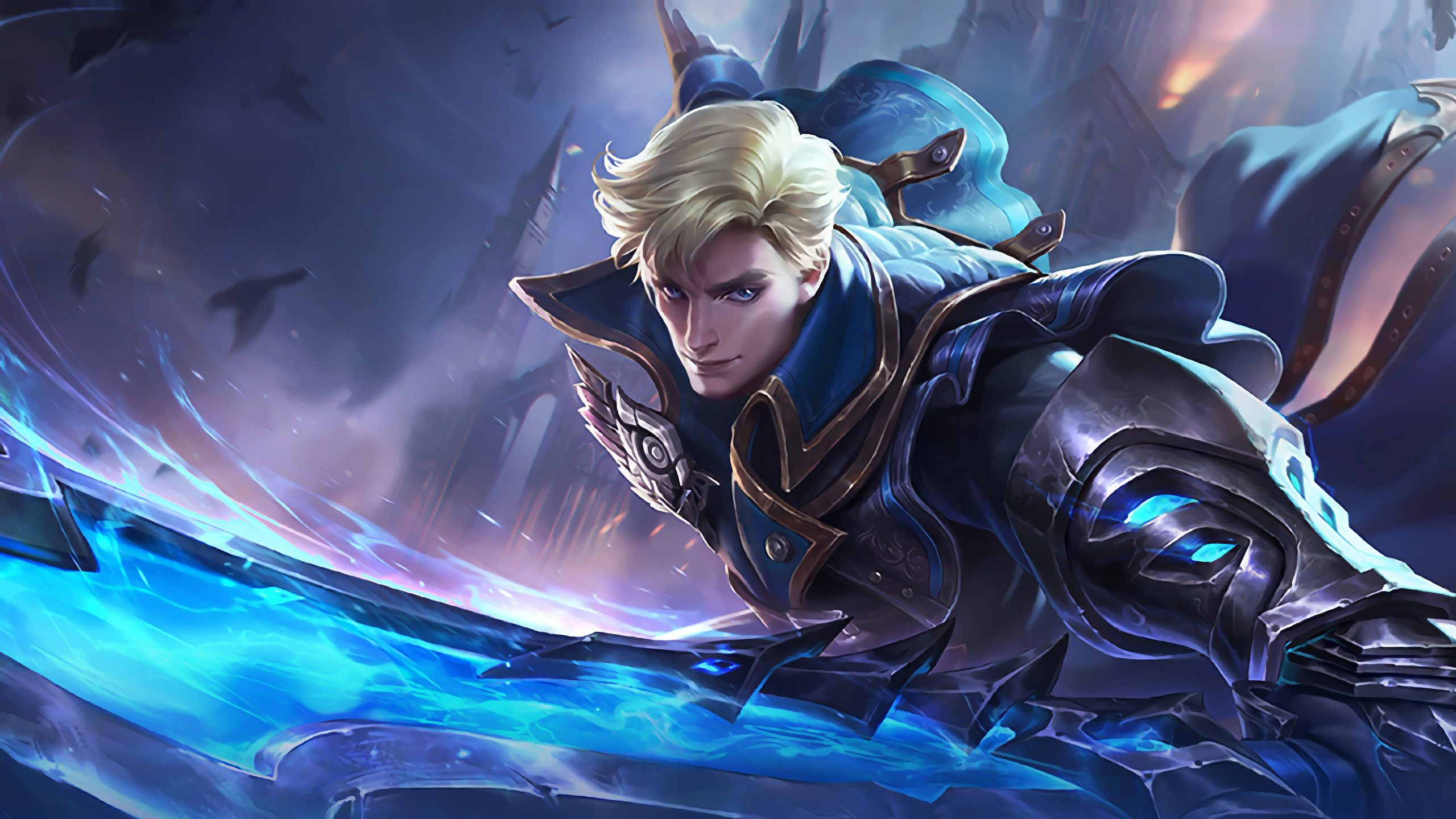 Download Wallpaper Alucard Mobile Legends HD