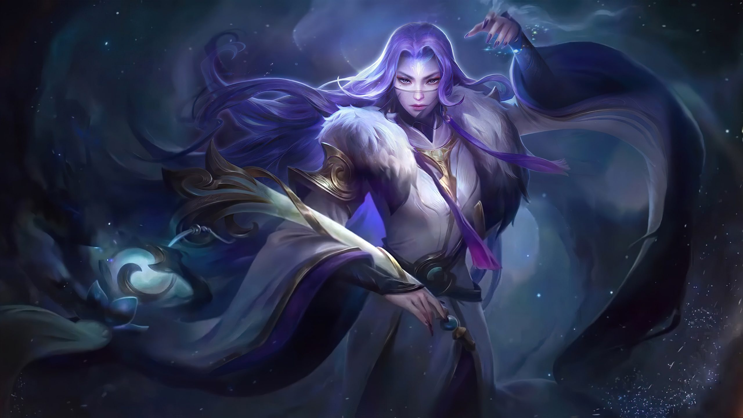 Hero Terbaru Luo Yi Mobile Legends
